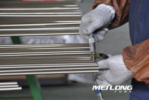 S31603 Precision Seamless Stainless Steel Tubing pictures & photos