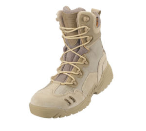 Hot Selling 2017 Military Combat Boots for Guards pictures & photos