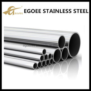 High Polished Stainless Steel 304 Round Tube for Balustrade pictures & photos