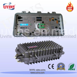 1310nm Optical Transmitter/ CATV Outdoor Laser Relay Station/ Outdoor 1310nm Optical Transmitter pictures & photos