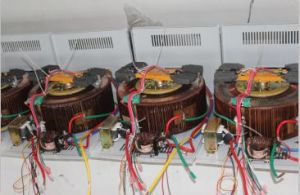 500va Single Phase Motor Automatic Voltage Regulator pictures & photos