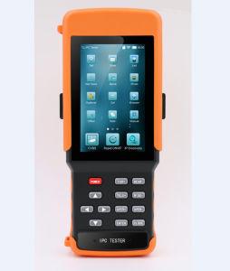 4.3 Inch IP CCTV Tester Monitor Ahd Cvi Tvi Cvbs Camera Tester 12V WiFi Onvif 1080P