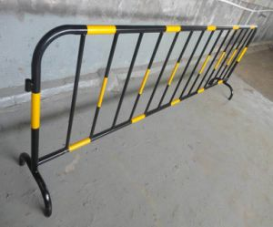 Crowed Control Barricades, Portable Fence, Traffic Barrier Temporary Fence Barricade pictures & photos