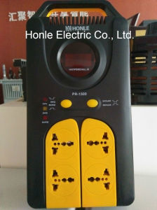 Pr Portable Home Used AC Voltage Stabilizer pictures & photos