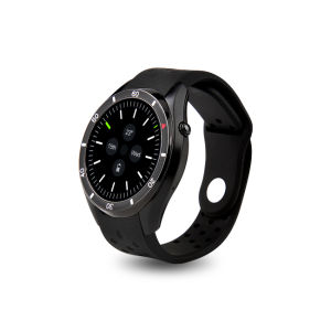 Smart Watch Android 5.1 Mtk6580 Heart Rate Monitor Pedometer G-Sensor WiFi GPS for Smart Watch pictures & photos