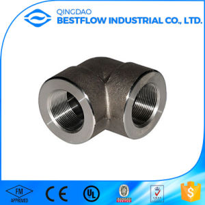 High Pressure Forged Carbon Steel Pipe Fitting pictures & photos