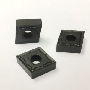 CNC Turning Lathe Perforated Cerament Ceramics Cemented Carbide Indexable Insert pictures & photos