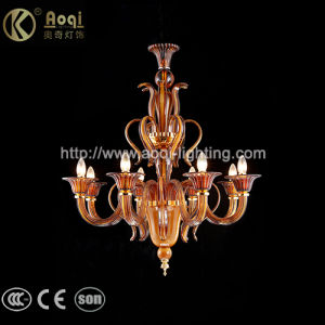 Simple European Amber Pendant Light pictures & photos