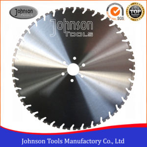 600mm Diamond Wall Saw Blade for Cutting Reinforced Concrete pictures & photos