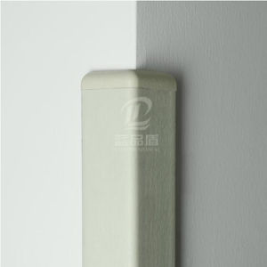 PVC & Aluminum Alloy Safety Wall Protection Corner Guard pictures & photos