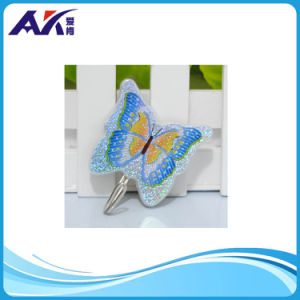 Popular Custom Printed Transparent Plastic Magic Wall Hook