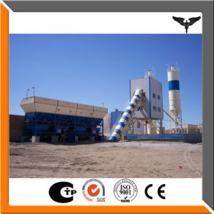 Low Cost Automatic 35 M3/H Mobile Concrete Batching Plant pictures & photos
