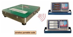 Digital Electronic Heavy Duty Wireless Portable Scale pictures & photos