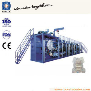 Frequency of Full Automatic Economic Baby Diaper Manufacturing Machine pictures & photos
