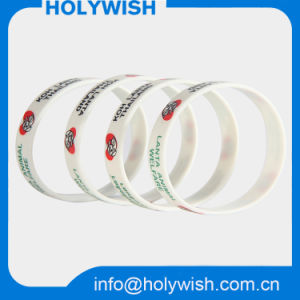 Festival Silicone Wrist Ring Band for Music/Party/Event