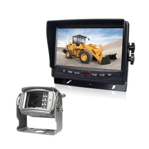 Private Model Car Monitor 7 Inches Digital TFT-LCD Monitor Camera System Parts for Volvo Truck pictures & photos