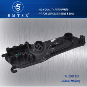 E60 E61 E63 E64 Radiator Mounting Plate for BMW 5 6 Series 17117507973 pictures & photos