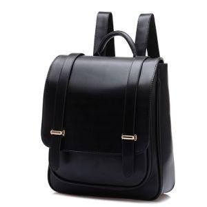 Popular Wholesale Vintage Leather College Rucksack Backpack