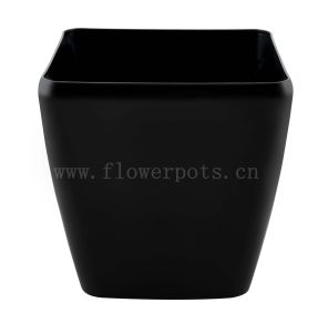 Thick Decorative Garden Pot with Wheels (KD3841N-KD3845N) pictures & photos
