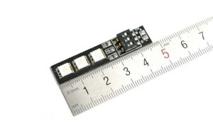 RGB LED Board 5050/12V with Three LEDs One Code Switch pictures & photos