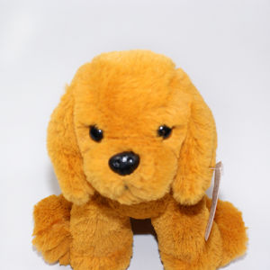 Plush Stuffed Small Golden Dog pictures & photos