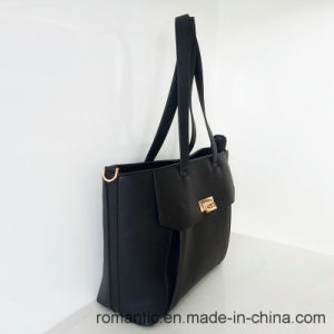 Guangzhou Wholesales Fashion Lady PU Handbags (NMDK-060701) pictures & photos