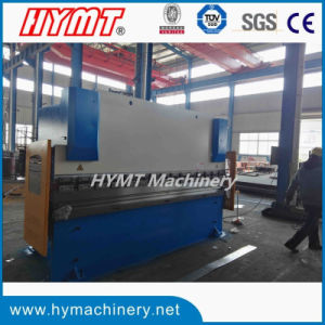 WC67Y-125X2500 E21 NC control hydraulic press brake pictures & photos