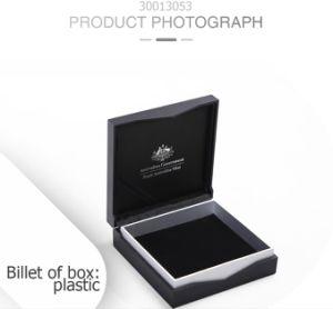 Custom Multifunctional Convenient Rigid Opaque Plastic Gift Box pictures & photos