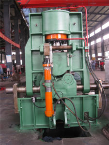 Steel Plate Roll Bending Machine with Pinch pictures & photos