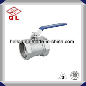 Stainless Steel Long Type Ball Valve with Handle pictures & photos