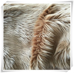 Soft Long Pile Fake Fur/ Faux Fur pictures & photos