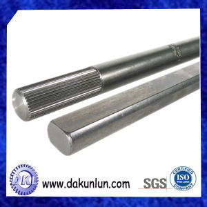 Hot Sell Precision Aluminum Turning Shaft pictures & photos