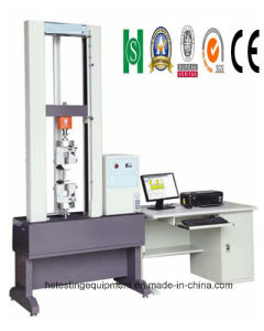 Tcs-5000 Micro-Computer Universal Tensile Strength Measuring Instrument pictures & photos