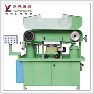 Automatic Water Polishing Machine Hardware Plate Watch Metal Deburring pictures & photos