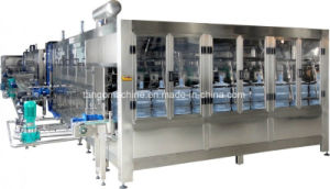 Automatic 5 Gallon Barrel Drinking Water Bottling Filling Plant for 600bph pictures & photos