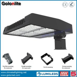 Outdoor LED Parking Lot Lighting Area Light 150W LED Shoebox Lighting 150 Watts pictures & photos