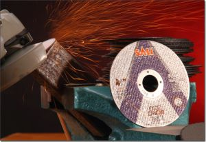 Factory in Yongkang Sali Brand Professional Metal Grinding Disc Corte De Disco pictures & photos