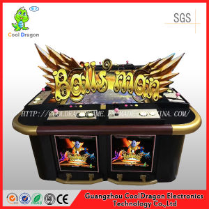Tiger Strike Fish Game Red Dragon Game Shooting Arcade Game Machine pictures & photos