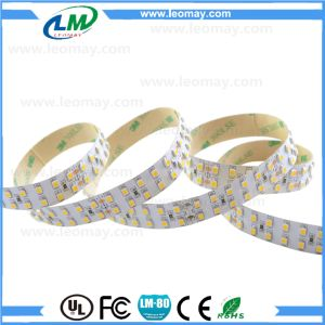 LED List Double Row LED SMD3528 24VDC Flexible Strips Light pictures & photos