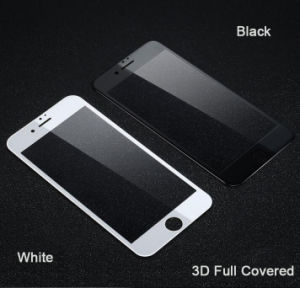 Mobile Phone Accessories Customized Packing Tempered Glass Membrane for iPhone 7