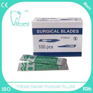 Disposable Dental Stainless Steel Surgical Bladed