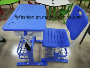 School Furniture Adjuatable Student Desk and Chair pictures & photos