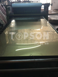 Etched Finish Stainless Steel Plate 304 pictures & photos