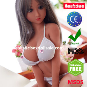 100cm China Style Full Silicone Coquettish Real Life Sex Dolls for Men Masturbation pictures & photos