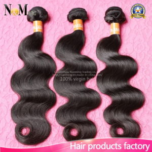 100% Brazillian Human Hair Weave Double Weft Stitched Remy Hair Weft pictures & photos