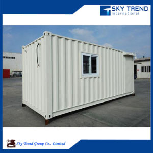 Hot Sale Portable Cheap Prefabricated Container House for Store pictures & photos