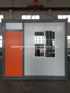 Low Cost Prefabricated/Prefab Foldable Mobile House pictures & photos