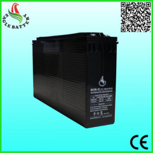 12V 150ah Front Terminal Lead Acid Battery for Alarm Systems