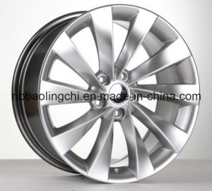 18 Inch Aluminum Wheel 5X100/120mm for VW pictures & photos