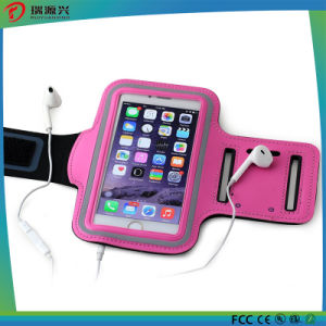 New Arrival LED Sport Armband for Cell Phone Case pictures & photos